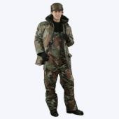Костюм охранника «Бастион» КМФ лес
