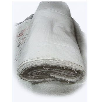 Ткань вафельная отбеленная