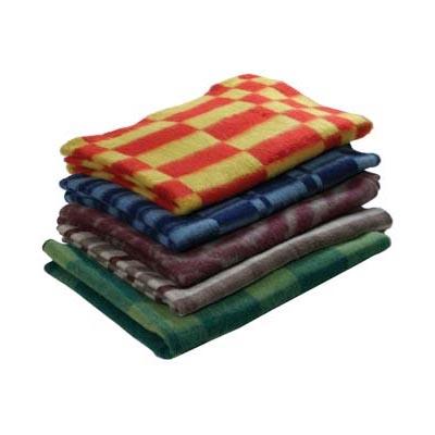 Одеяло п/ш ( Шуя) 1,5 сп клетка