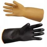 Полимерные (резиновые и латексные) перчатки