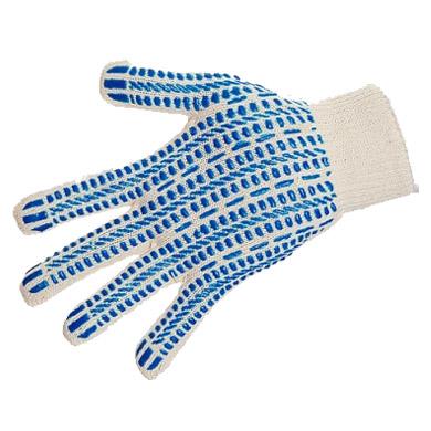 Перчатки 10 класс Люкс-протектор, пятинитка