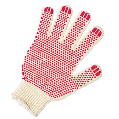 Перчатки трикотажные х/б с ПВХ «Точка»