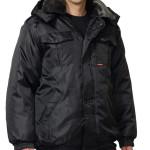 Куртка «Охранник» укороченная черная