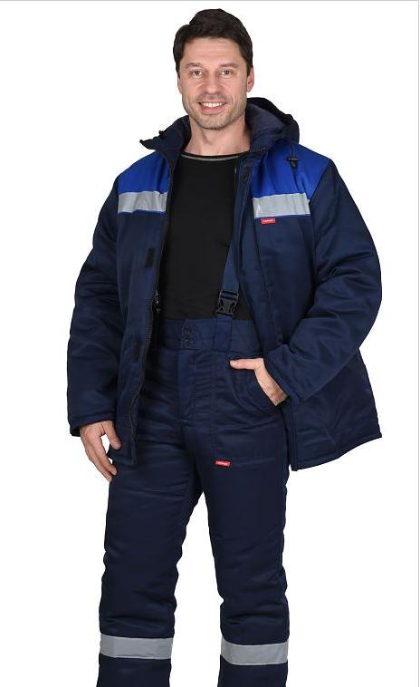 Костюм «СИРИУС-Рост-Норд» куртка брюки,Тк. смесовая