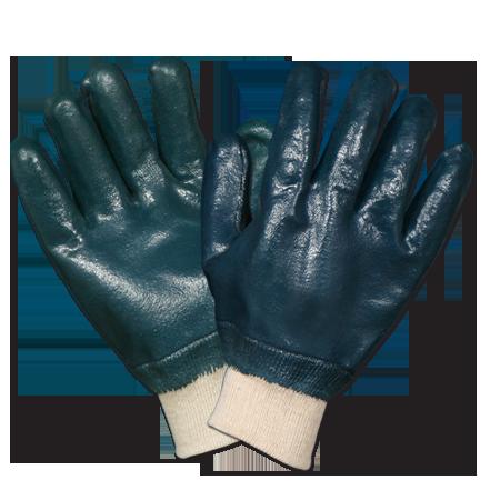 Перчатки нитриловые (РП-120) двойной облив