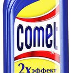 Гель чистящий Comet 500мл