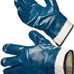 Перчатки нитриловые (КП-120) двойной облив