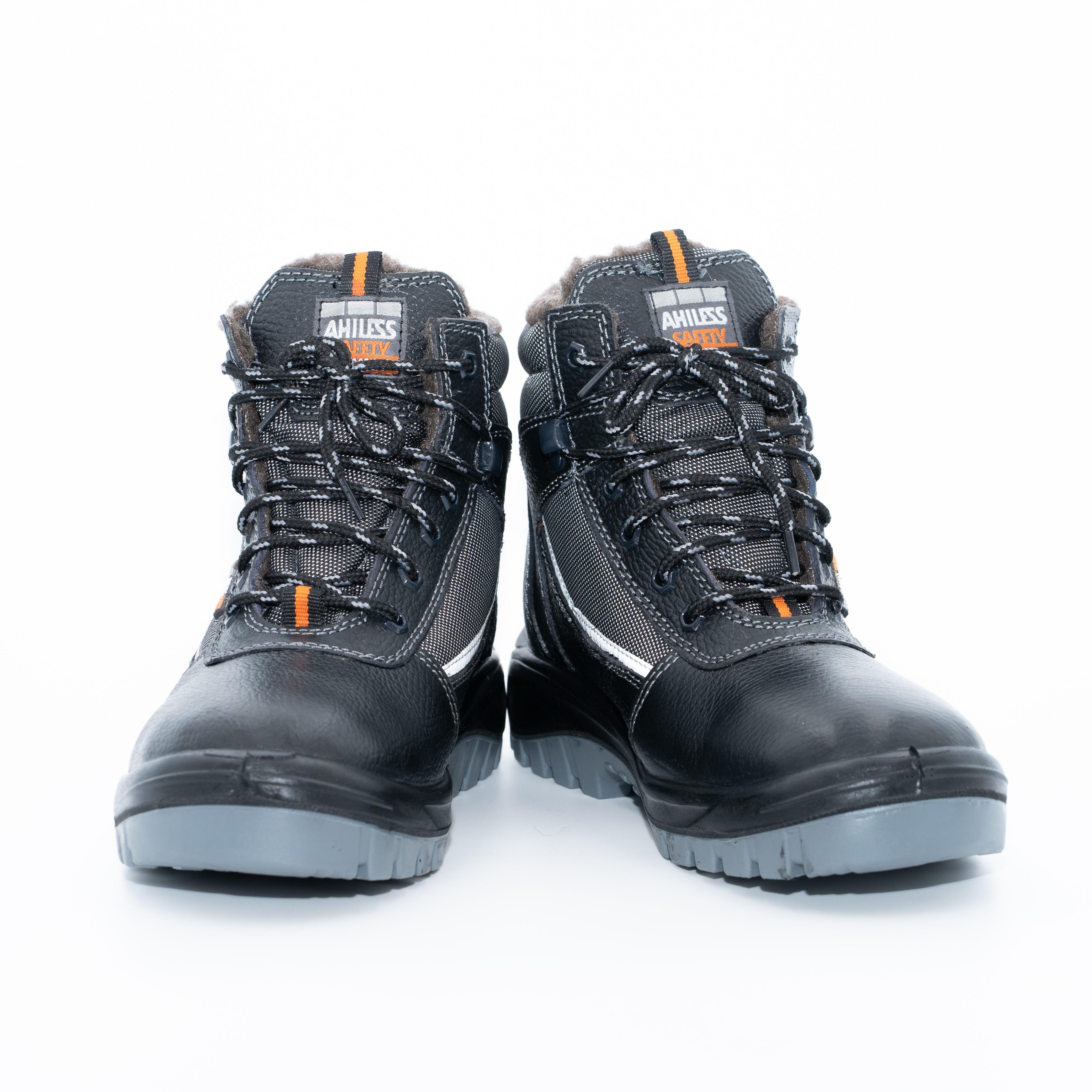Ботинки «Корвет», шерстяной мех , МП (2411 S1 2CI)