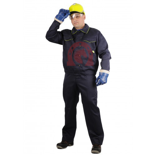 Костюм «Докер-2″ куртка п/к. т.-синий