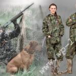 Костюм влагозащитный «Hunter WPL»