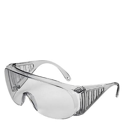 Очки «Исток» с прямой вентиляцией дымчатые